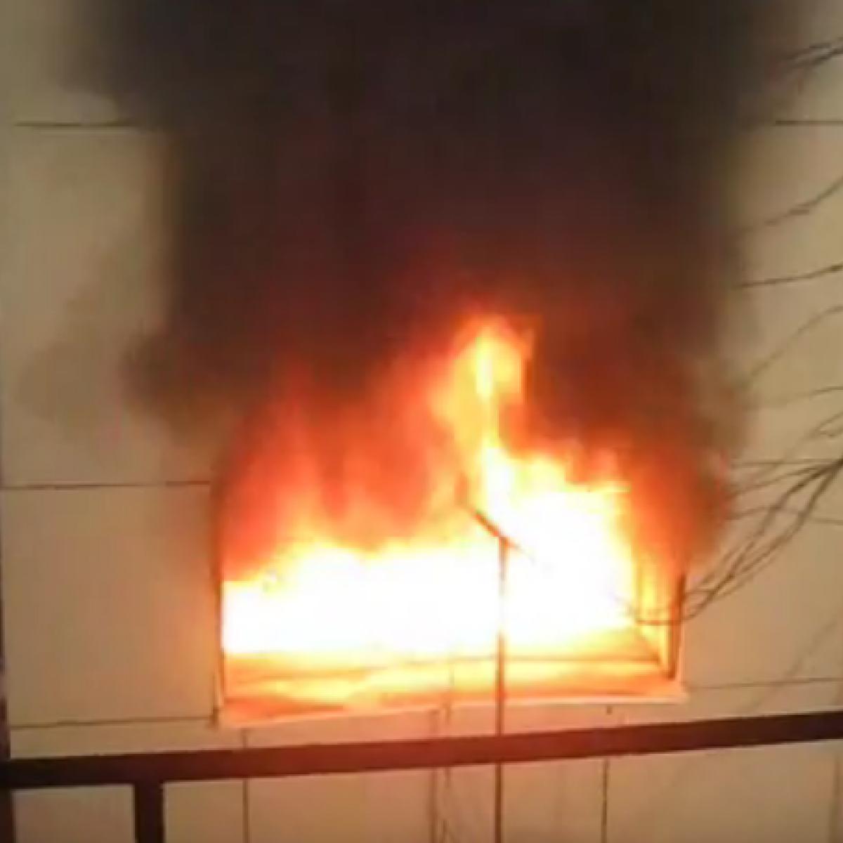 огневые испытания фасадов