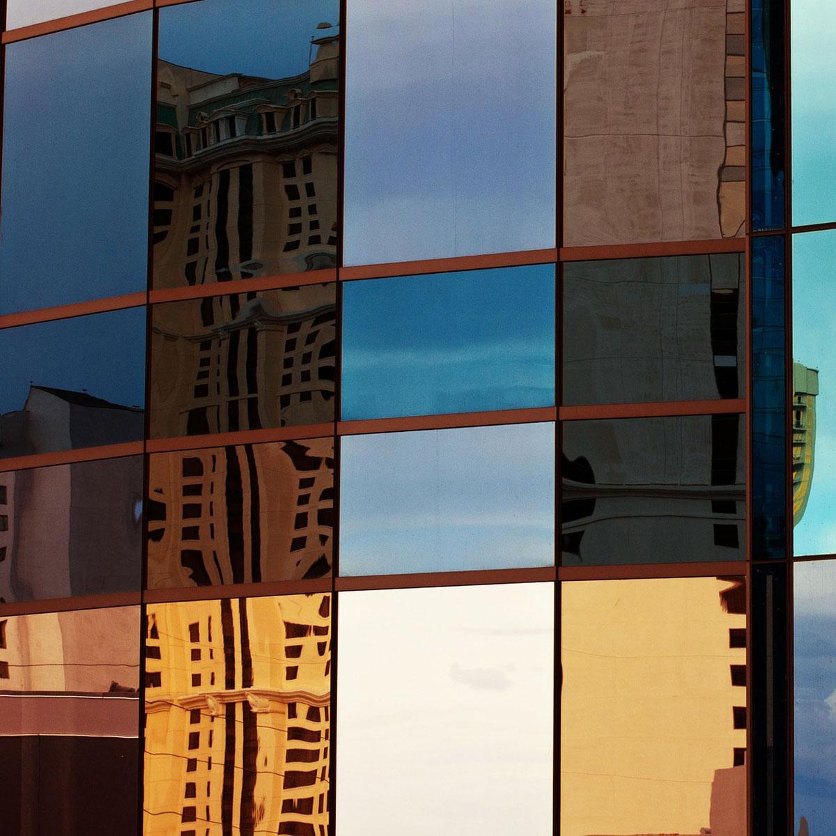 Модульные фасады