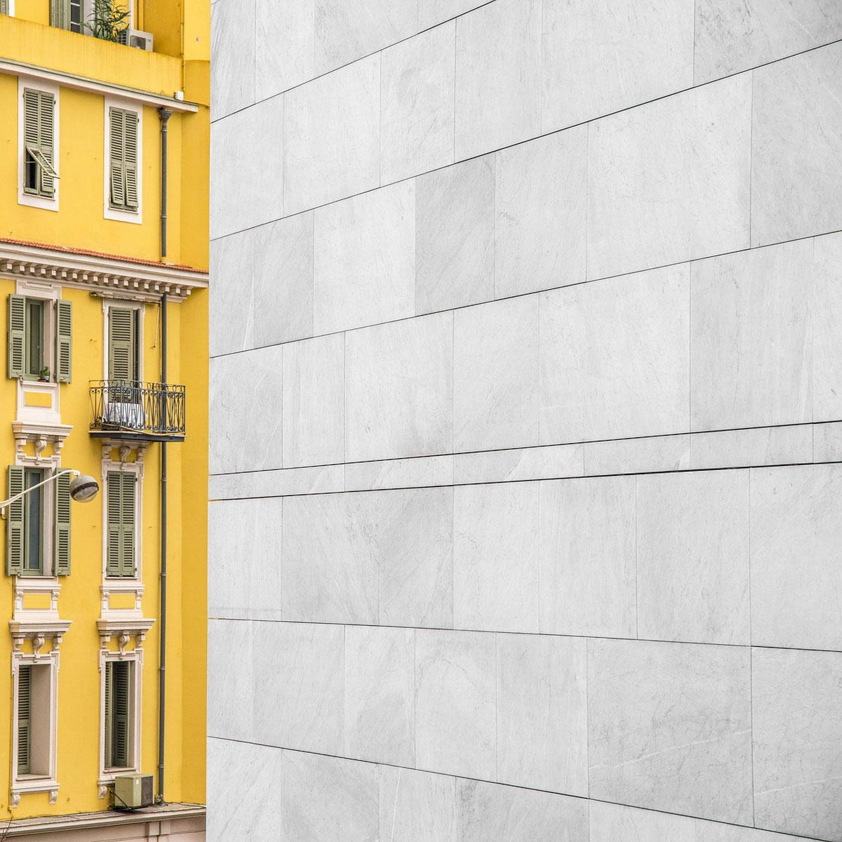 Негорючие фасадные панели
