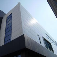 Алюмокомпозитный фасад