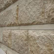 Фасад гранит скала