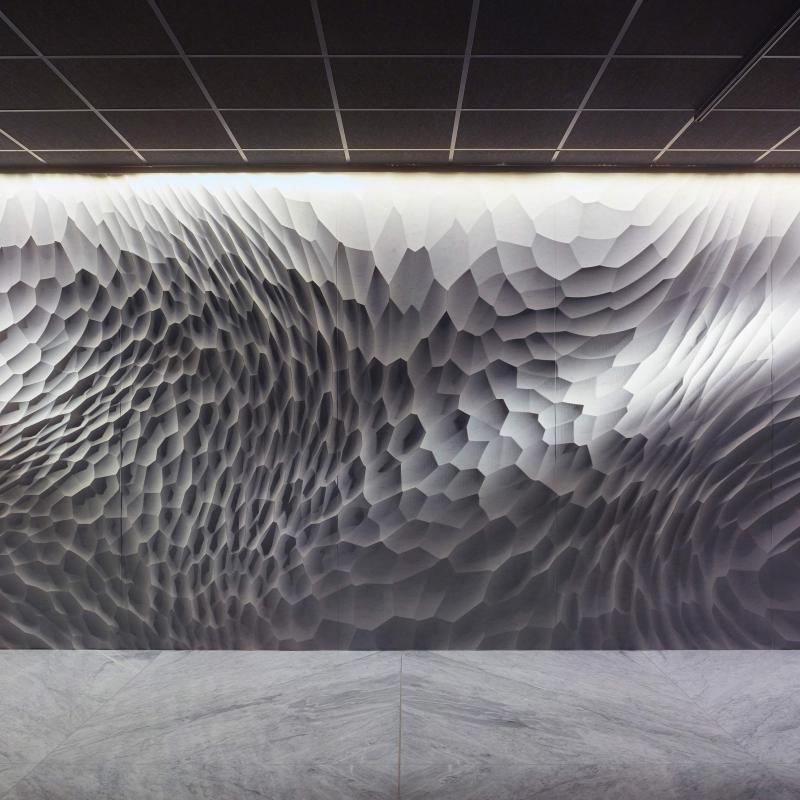 Flux wall panels