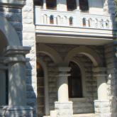 Фасад гранит-скала